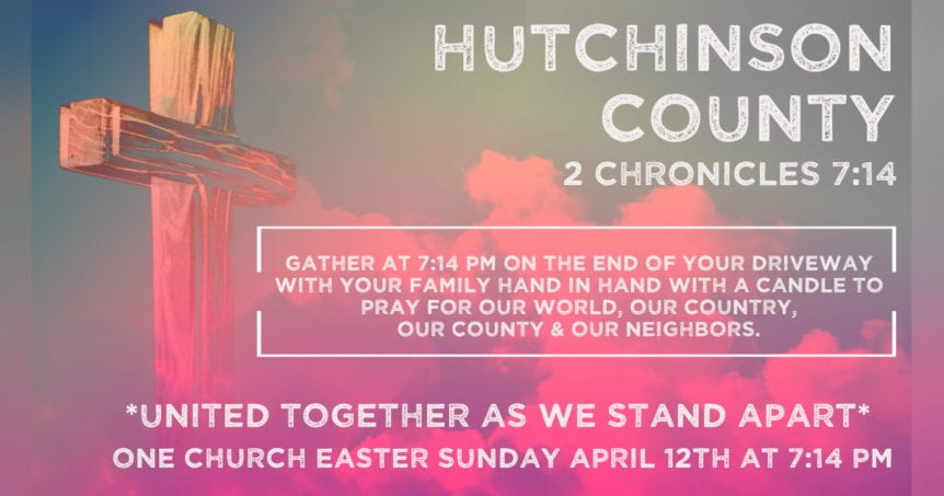 One Church Easter Sunday April 12, 2020