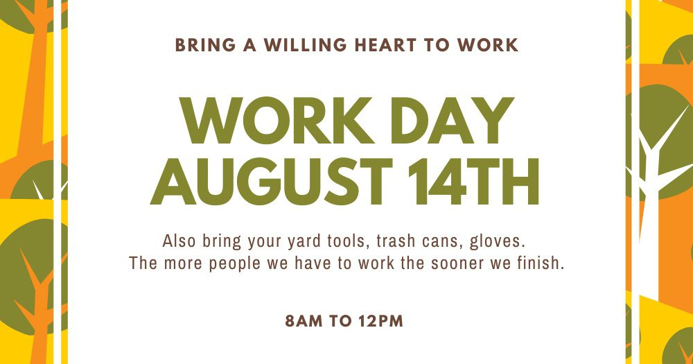 """Featured image for """"Work Day: August 14, 2021"""""""